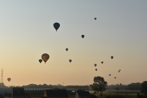 Fly The Sky - Ballonvaart - Ballooning